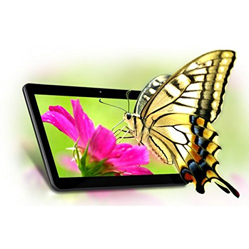10.1 Inch IPS 3G Quad Core Tablet PC - MTK8382 CPUc 1GB RAMc Android 4.2 OSc 2x SIM Card Slots (Black)