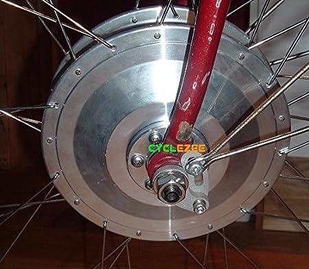 Alligator Windcutter Mountain Bike Disc Brake Rotor 180mm GOLD Ti Ni Coating