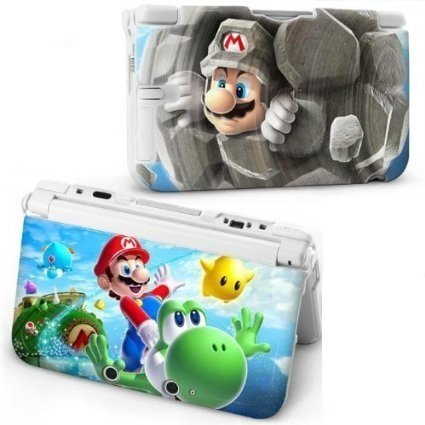 SUPER MARIO BROS Protective HARD plastic CASE COVER For OLD ...