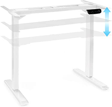 Oneconcept Multidesk Escritorio Regulable en Altura - Escritorio ...