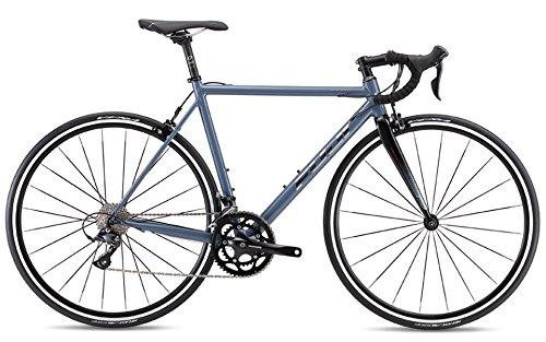 FUJI(フジ) NAOMI 2x9段変速 ロードバイク 19NAOMGY42 STORM GRAY 42cm   B07G2D7BVJ