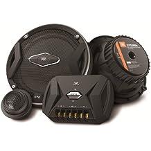JBL Premium 6.5-inch componente sistema de altavoces–Conjunto de 2, Negro