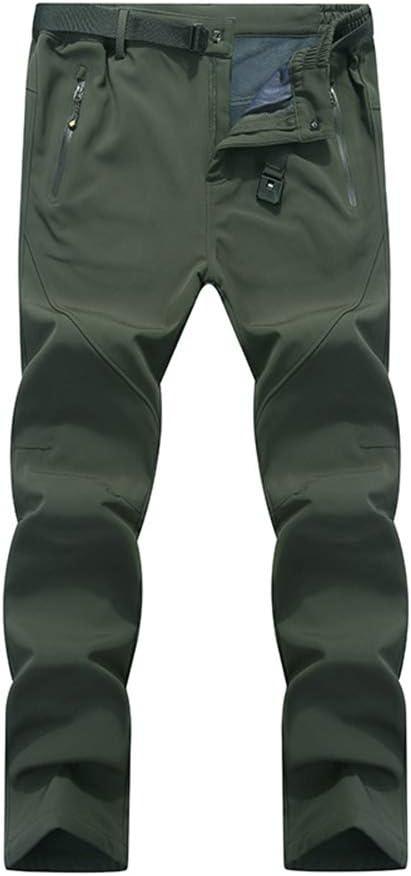 UR MAX BEAUTY Hommes Polaires Pantalons Imperm/éable Coupe-Vent Ext/érieur Montagne Snowboard Randonn/ée Pantalons