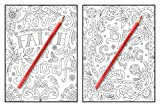 Inspirational Quotes: An Adult Coloring Book with