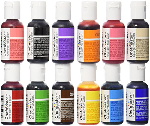 Color US Cake Supply Chefmaster Liqua Gel product image