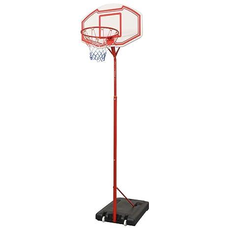 vidaXL baloncesto aro anillo junta soporte infantil de los niños ...