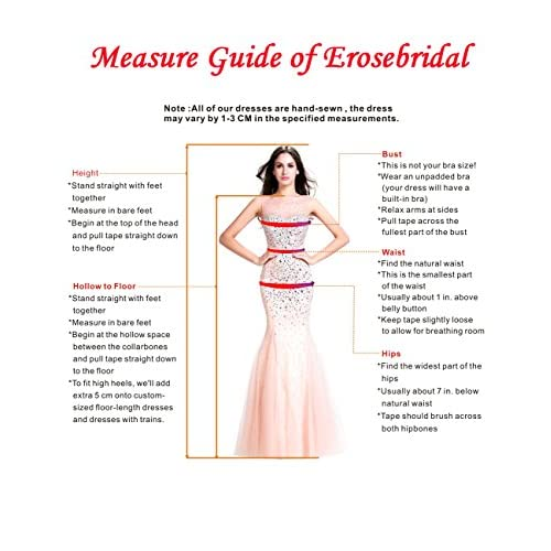 acd24d6d2f8 Erosebridal Long Prom Dress Tulle Sweetheart Beaded Quinceanera Dress best