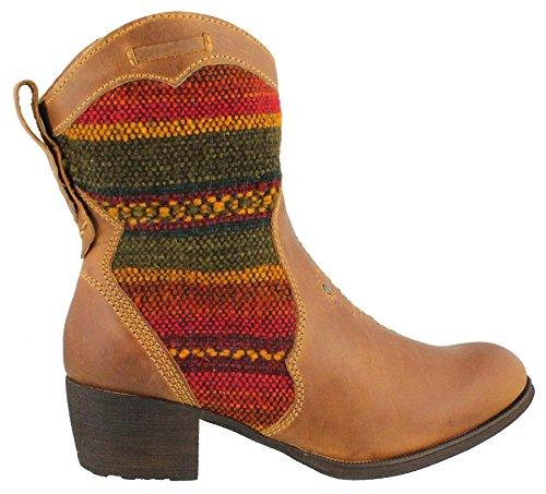Born Womens Topanga Boots Mocha/Rojo Mocha/Rojo jt4njJ2