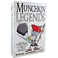 PSI Munchkin Legends Board Games