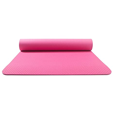 Sxrkrcyy Colchoneta De Yoga , Esterilla De Gimnasia , Yoga ...