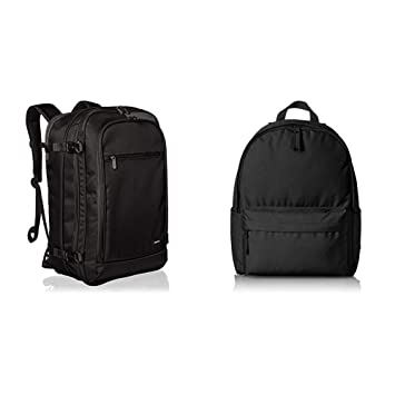 5f978718dcf5 AmazonBasics 46 Ltrs Carry + 21 Ltrs Classic Backpack (ZH1603233R1 +  ZH1508073)  Amazon.in  Bags