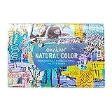 OKALAN Natural Color Dimensional Highlight Palette - Warm