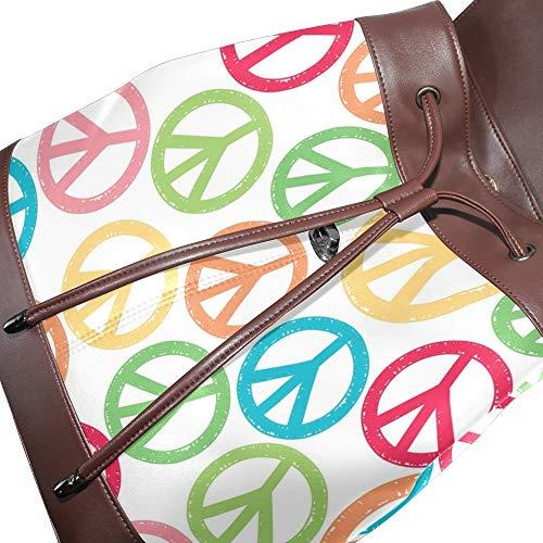 Sac pour multicolore dos main à femme Taille unique au DragonSwordlinsu porté ACxg77qw
