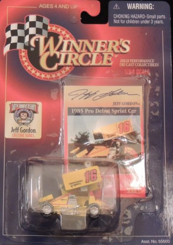 NASCAR Winners Diecast Collectors Lifetime product image