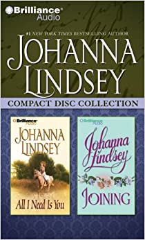 \LINK\ Johanna Lindsey CD Collection 5: All I Need Is You, Joining. Honda Nivaria Pagina highest crear Medical todavia