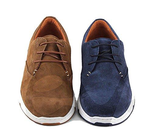Casual - 1700Ca - Zapato Caballero Piel Taupe
