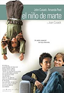The Martian Child Poster (11 x 17 Inches - 28cm x 44cm) (2007) Spanish Style A