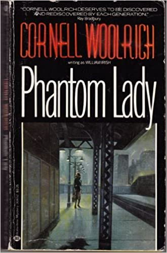 Read Phantom Lady By Cornell Woolrich