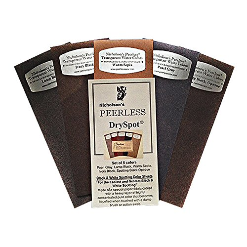 Peerless Watercolor Dry Spot Set by Peerless