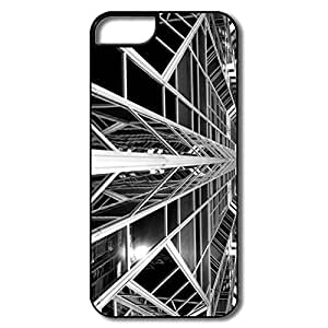Cartoon Pittsburgh Architecture Case For IPhone 5/5s
