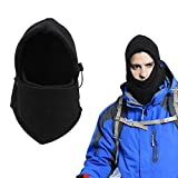Meanhoo E-Tribe 6 in 1 Full Face Cover Neck Warmers Hoods Ski Bike Bicycle Outdoor