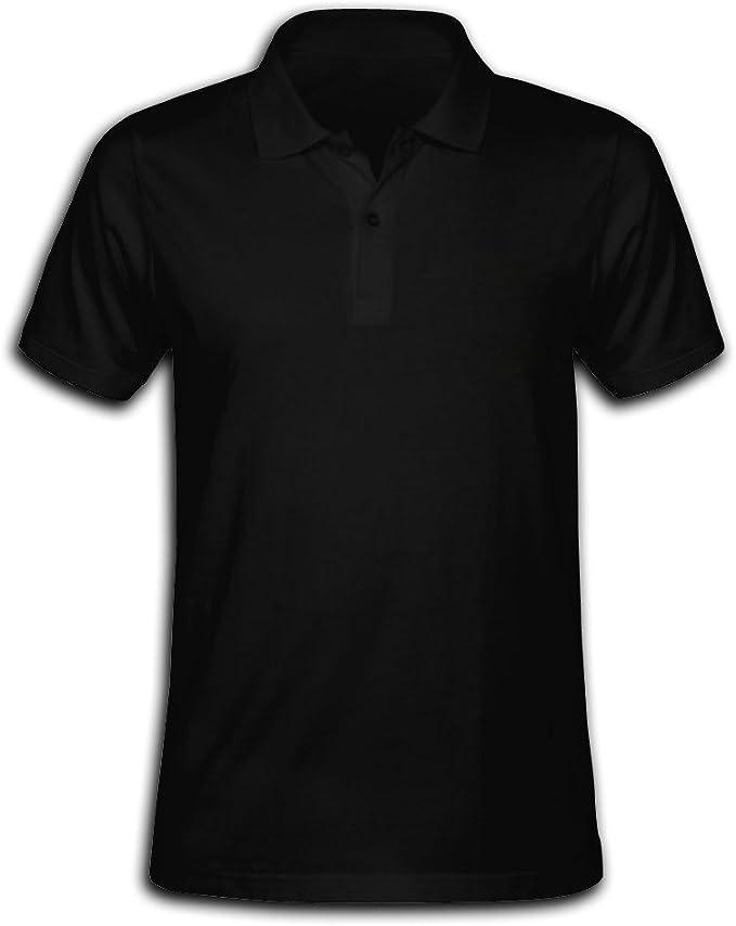 Amazon Com Men S Custom Polo Shirt Design Your Own Shirt Customized T Shirt Clothing