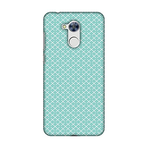 - AMZER Slim Fit Handcrafted Designer Printed Hard Shell Case Back Cover Skin for Huawei Honor Holly 4, Huawei Honor 6A - Checkered in Pastel HD Color, Ultra Light Back Case
