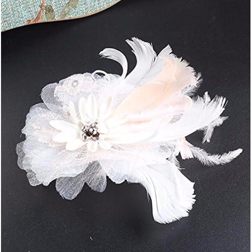Vêtements KHSKX-Femmes Coréennes Rose Sen Simulation Mariée Coiffe Coiffe Fleur Épingle Holiday Wedding Photography Berry des Accessoires pour Cheveux