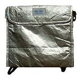 Big Sky International Insulite Cozy Food Pouch, Metallic Silver