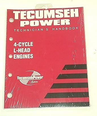 Tecumseh 740049 Manual