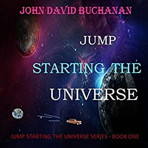 Jump Starting the Universe Audiobook