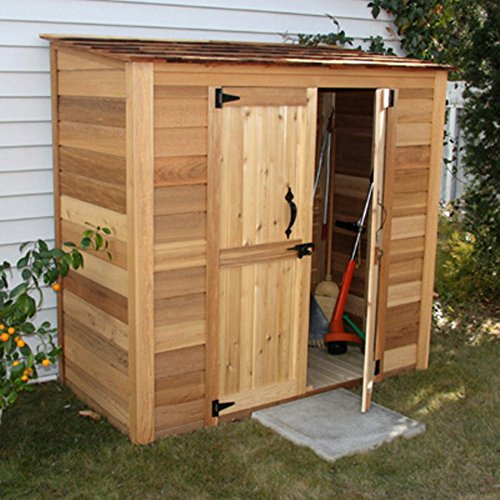 Outdoor-Living-Today-GGC63SR-Grand-Garden-Chalet-6-x-3-ft-Storage-Shed
