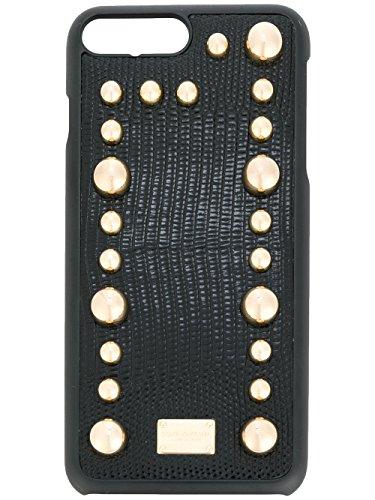 Price comparison product image Dolce E Gabbana Women's Bi2236ai56180999 Black Leather Cover