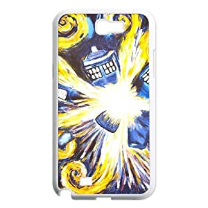 Samsung Galaxy N2 7100 Cell Phone Case White Doctor Who 006 VC9GGN66
