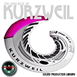 KURZWEIL - THE monster Synthesizer - Large unique original 24bit WAVE/Kontakt Multi-Layer Samples/Loops Library. FREE USA Continental Shipping on DVD or download;