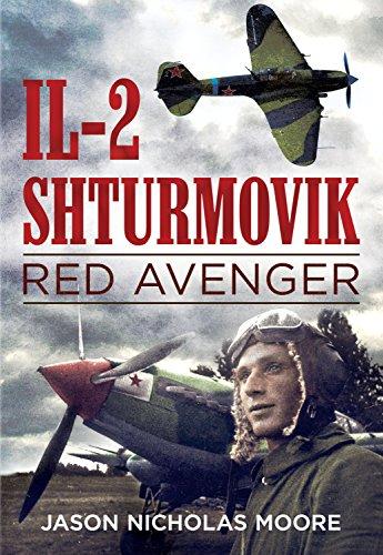 Il-2 Shturmovik: Red Avenger por Jason Nicholas Moore