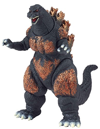 BANDAI Godzilla Movie Monster Series Burning Godzilla Vinyl Figure from BANDAI
