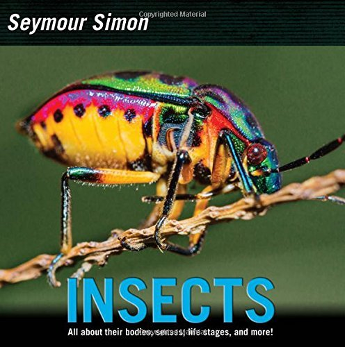 Insects by Seymour Simon (2016-07-05)