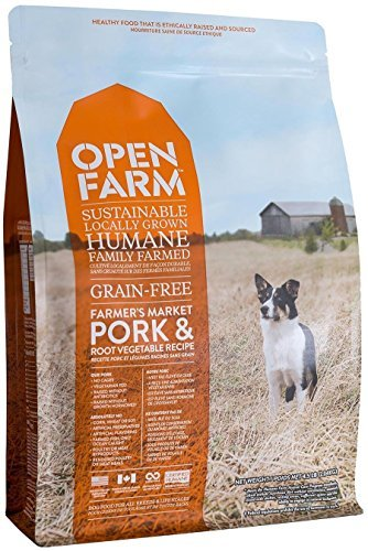 Open Farm Farmers' Market Grain-Free Pork and Root Vegetable 4.5 Pounds