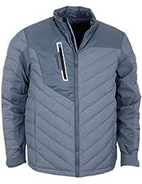 Franz Long Sleeve Jacket Blue/Midnight Large