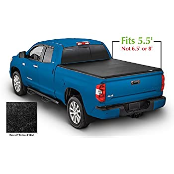 55966aa08d5 Lund 950120 Genesis Tri-Fold Truck Bed Tonneau Cover for 2007-2018 Toyota  Tundra