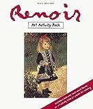 Art Activity Pack: Renoir (Art Activity Packs)