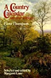 A Country Calendar and Other Writings, Thompson, Flora, 019211753X