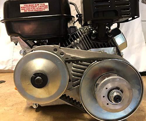 Kart Supply 30 Series Torque Converter Kit both 35 and 40//420 Sprockets