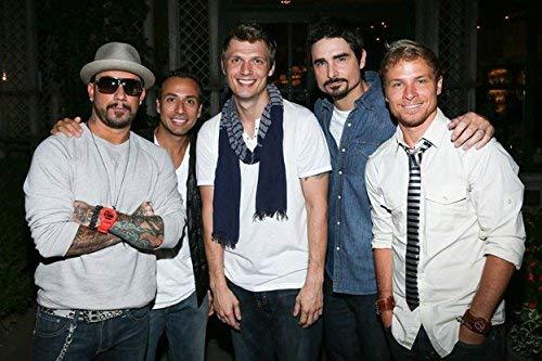- NewBrightBase Backstreet Boys American Music Group Fabric Cloth Rolled Wall Poster Print 36x24