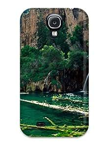 LillianHubbar Premium Protective Hard Case For Galaxy S4- Nice Design - Free S