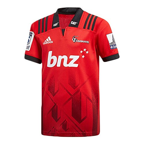 (Adidas Crusaders Home 2018 Super Rugby Jersey)