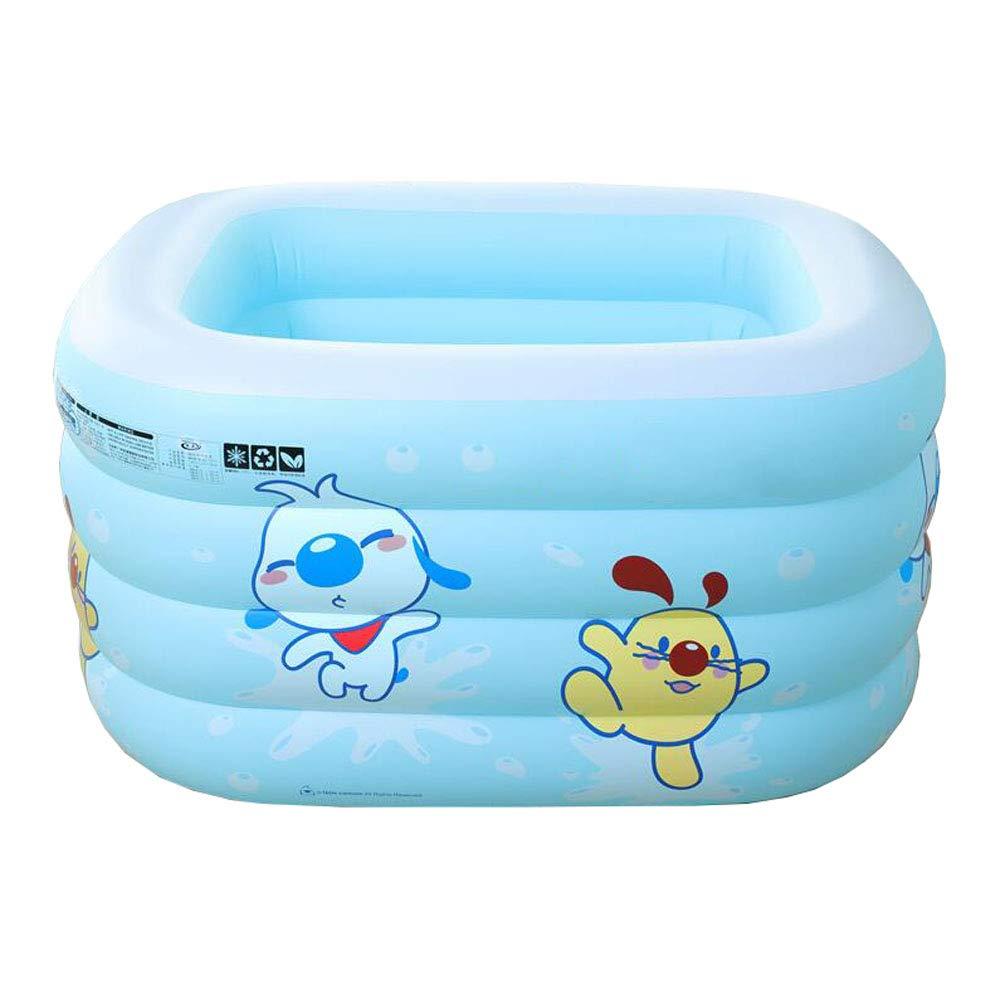 GQY Bañera Inflable para bebés, bañera Plegable para bebés y y y niños pequeños y bañera Plegable de PVC 1b390b