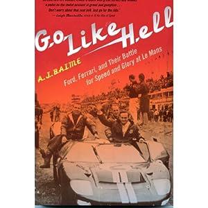 Go Like Hell Audiobook