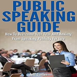Public Speaking Guide Audiobook